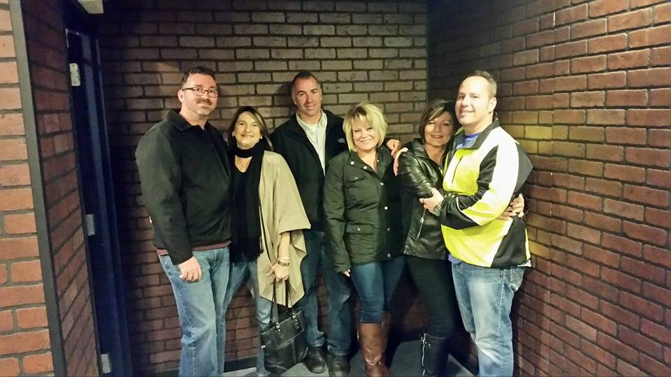 Trapped escape room winners