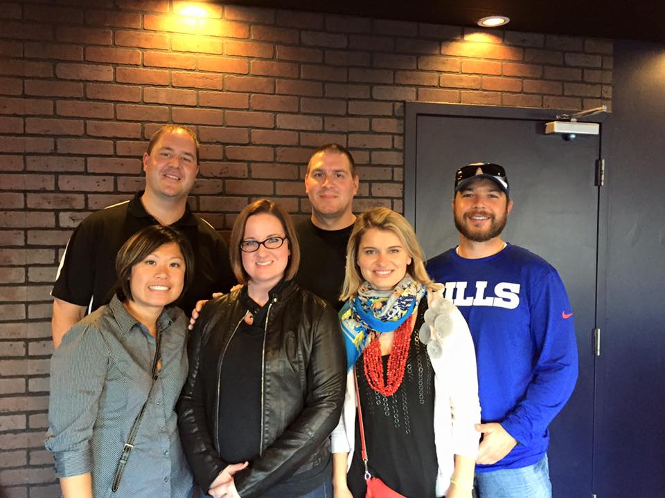 Trapped Escape Room Buffalo Winners